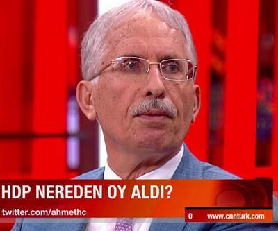 HDP oylarını nereden aldı?