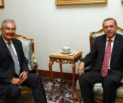 Cumhurbaşkanı Erdoğan, Deniz Baykal ile görüştü