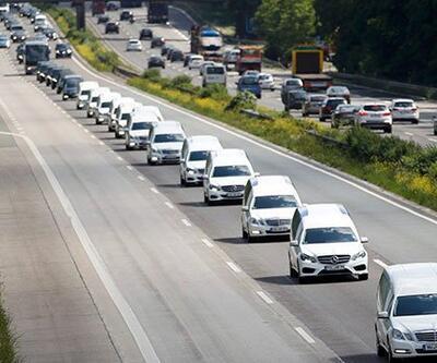Germanwings kurbanlarının cenazeleri Almanya'da