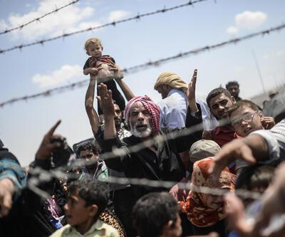 """""""En az 1 milyon Suriyeli daha ülkeyi terk edebilir"""" uyarısı"""