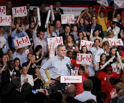 Jeb Bush adaylığını açıkladı