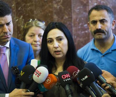 Figen Yüksekdağ'dan yemin krizi için açıklama