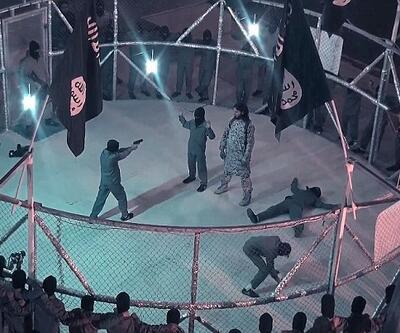 IŞİD böyle militan yetiştiriyor...