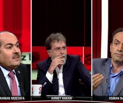 """Abdurrahman Mustafa'nın """"Kobani tiyatroydu"""" sözleri kızdırdı"""