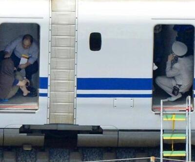 Japonya'da hızlı tren yolcusu yangın çıkardı: En az 1 ölü, 2 ağır yaralı
