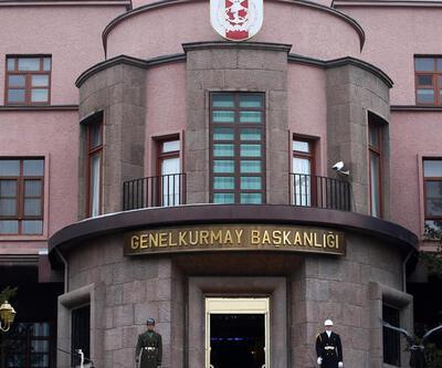 """Genelkurmay: """"PKK, Dağlıca Üs Bölgesi'ne saldırdı"""""""