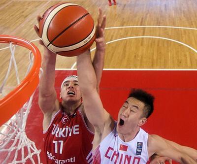 FIBA U19 - Türkiye - Çin: 62-51