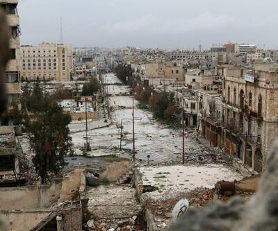 Halep cihatçı gruplarca kuşatma altında