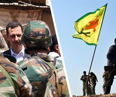 """""""YPG ve Suriye rejimi IŞİD'e karşı anlaştı"""" iddiası"""