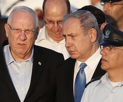 """İsrail Cumhurbaşkanı Rivlin, Gazze saldırısına """"adil ve ahlaki"""" dedi"""