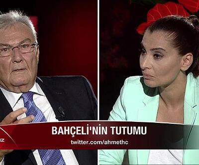 Deniz Baykal'dan MHP ile ilgili bomba açıklama