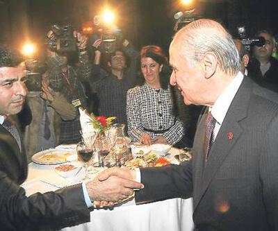 Koalisyon olmazsa MHP-HDP aynı kabinede birlikte çalışacak