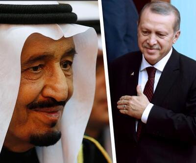Cumhurbaşkanı Erdoğan'dan Suudi Kralı'na başsağlığı telefonu