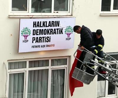 """HDP'ye saldırı sanığı: """"Milliyetçilik hakkımı kullandım"""""""