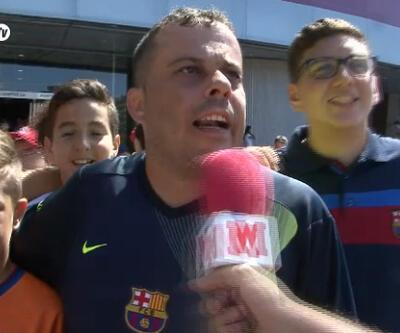 Barça taraftarı Arda Turan'a lakap taktı: Luchador
