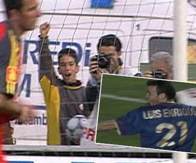 İşte Arda Turan'ın top toplayıcı olduğu Barcelona maçı