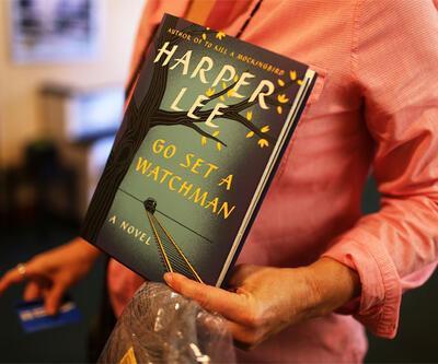 Harper Lee 55 yıl sonra yeni romanını yayınladı