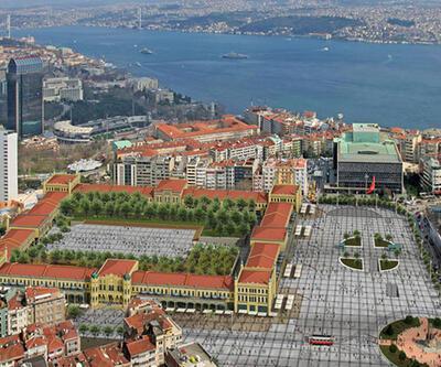 Taksim'de eski plan yeniden!