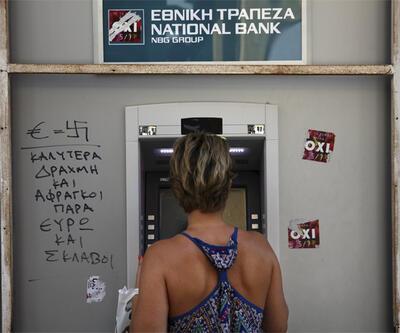 Yunanistan'da bankalar açılıyor ama