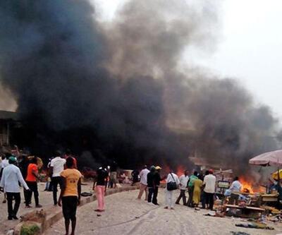 O ülkede pazar yerinde patlama: 49 ölü