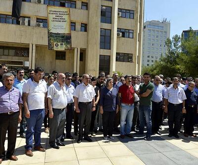 Diyarbakır'da katliama tepki