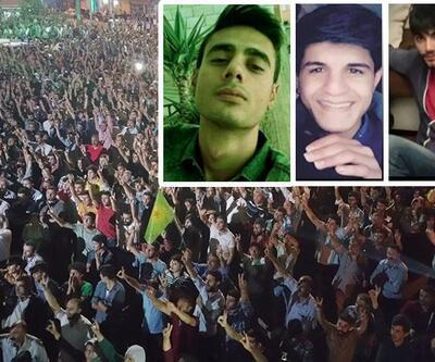 Suruç saldırısında öldürülenlerden 3 genç Muş'ta toprağa verildi