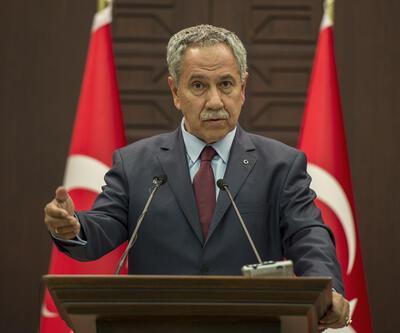 """Arınç'tan HDP iması: """"Suruç'ta neden HDP'li yönetici yoktu?"""