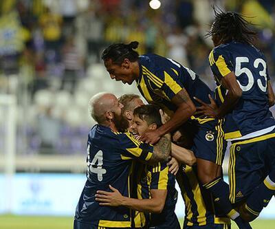 Fenerbahçe - Marsilya: 3-1 (Maçın Geniş Özeti)
