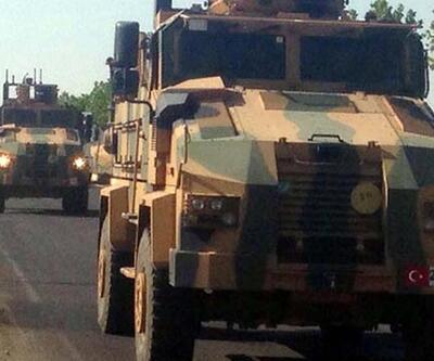 Askeri konvoya saldırı: 2 şehit, 4 yaralı
