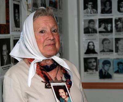 """Arjantinli """"kayıp anneleri"""" Suruç saldırısını protesto ettiler"""