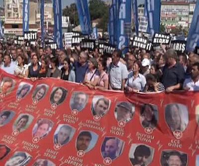 """""""Barış Bloku""""ndan kitlesel basın açıklaması"""