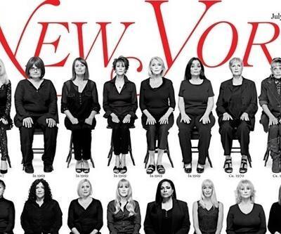 Bill Cosby tarafından tacize  uğrayan kadınlar konuştular