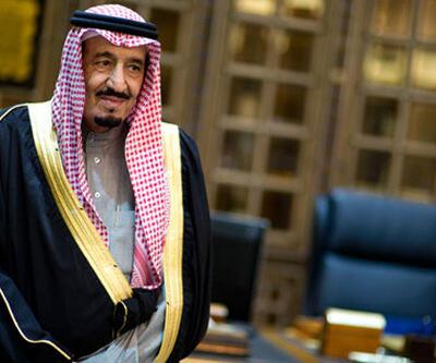Suudi Kral Selman plaj kapattı