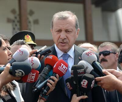 Cumhurbaşkanı Erdoğan: ''Bedeli ödenmelidir''