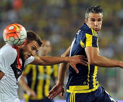 Fenerbahçe - Shakhtar Donetsk: 0-0 (Maç Özeti)