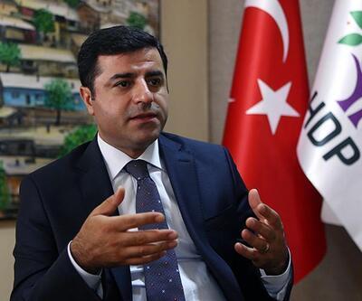 Demirtaş, Aydar ve Kartal ile görüştü; 'KCK önce Öcalan ile görüşelim' dedi