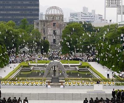 Hiroşima felaketinin 70.yılı