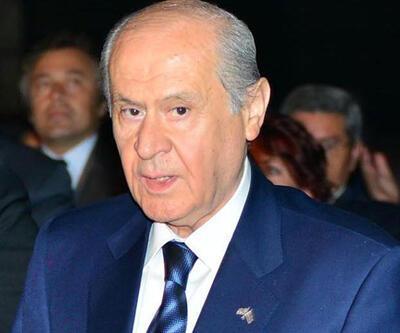 Devlet Bahçeli'den koalisyon önerisi