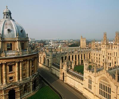 Dünyanın en iyi üniversite binaları