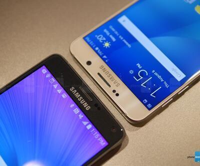 Galaxy Note 5'in Note 4'ten farkı