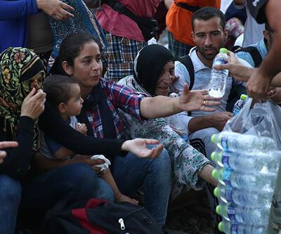 Makedonya'da sınır krizi çözüldü