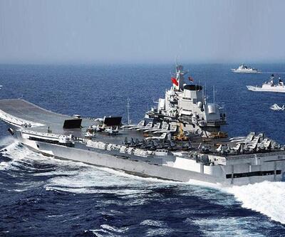 Çin'den Doğu Çin Denizi'nde son 2 aydaki üçüncü büyük askeri tatbikat