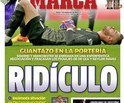 Real Madrid, İspanya'da dalga konusu oldu!