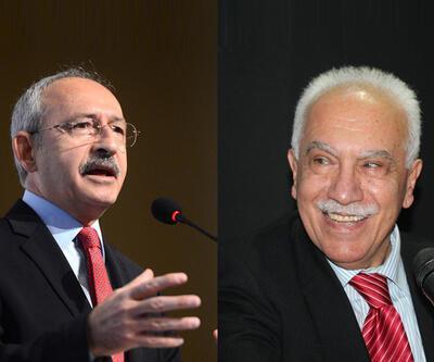 CHP lideri Kılıçdaroğlu, Perinçek ile görüştü