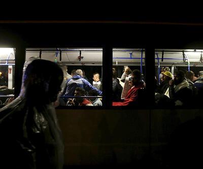 Almanya ve Avusturya Suriyeli mültecileri kabul etti