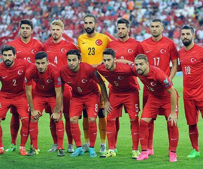 Türkiye 3. bitirirse play-off'taki muhtemel rakipler