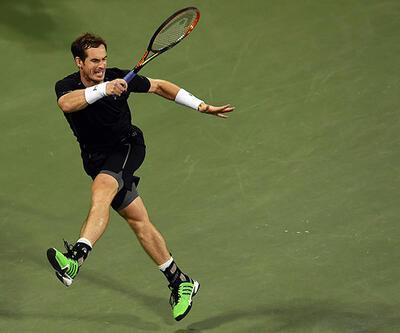 Andy Murray de veda etti