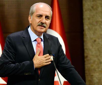 Numan Kurtulmuş'tan HDP açıklaması