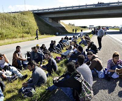 Almanya'da mültecileri hedef alan saldırılar arttı