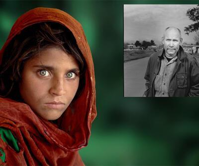 """""""Afgan kızı""""nı çeken fotoğrafçı 15 Eylül'de Ankara'da"""
